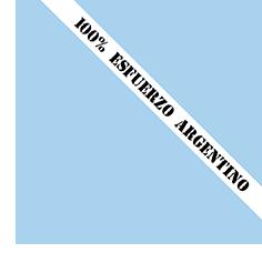 100% esfuerzo argentino
